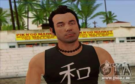 Fabien LaRouche from GTA 5 pour GTA San Andreas troisième écran