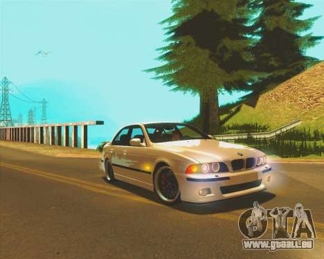 LS ENB by JayZz für GTA San Andreas her Screenshot