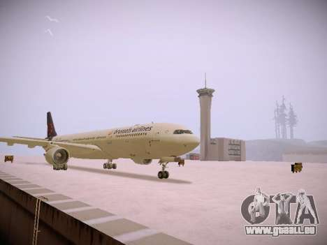 Airbus A330-300 Brussels Airlines pour GTA San Andreas