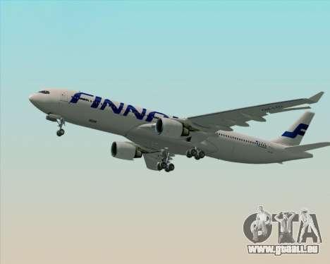 Airbus A330-300 Finnair (Current Livery) pour GTA San Andreas moteur