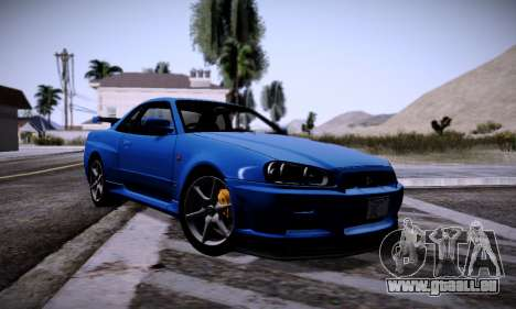 Graphic mod for Medium PC pour GTA San Andreas