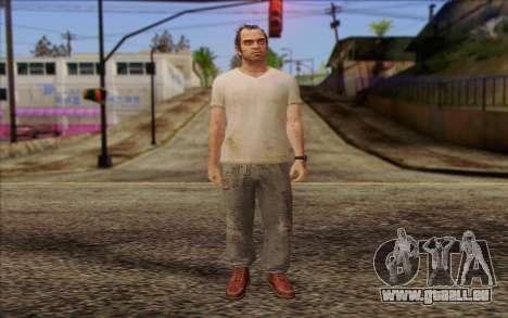 Trevor Phillips Skin v3 pour GTA San Andreas