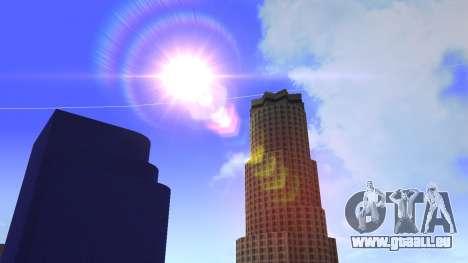 HD texture vier Wolkenkratzer in Los Santos für GTA San Andreas achten Screenshot
