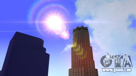 HD texture quatre gratte-ciel de Los Santos pour GTA San Andreas huitième écran