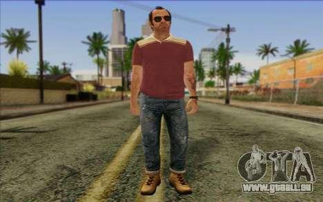 Trevor Phillips Skin v6 pour GTA San Andreas