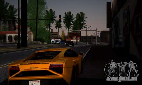ENB Series by phpa v5 für GTA San Andreas dritten Screenshot