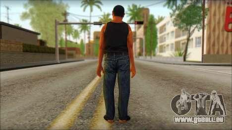GTA 5 Ped 1 für GTA San Andreas zweiten Screenshot