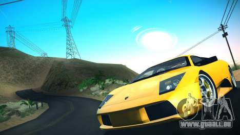 ENBSeries Multiplayer Expierence pour GTA San Andreas