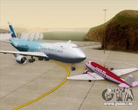 Boeing 747-8 Cargo Cathay Pacific Cargo für GTA San Andreas