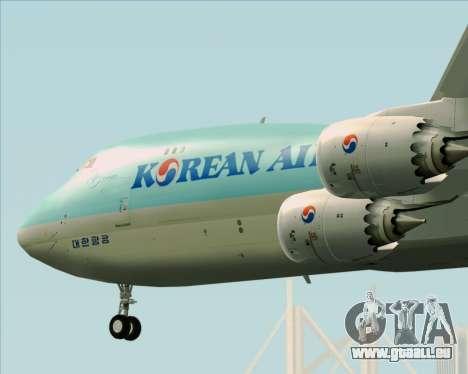 Boeing 747-8 Cargo Korean Air Cargo pour GTA San Andreas