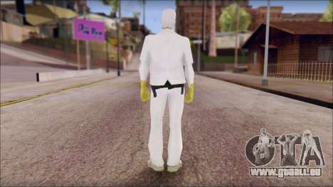 Doc with Radiation Protection Suit für GTA San Andreas zweiten Screenshot