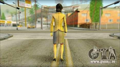 Blanche-Neige (Loup Parmi Nous) pour GTA San Andreas deuxième écran