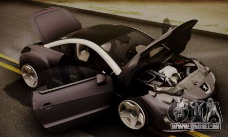 Peugeot RCZ pour GTA San Andreas vue de droite