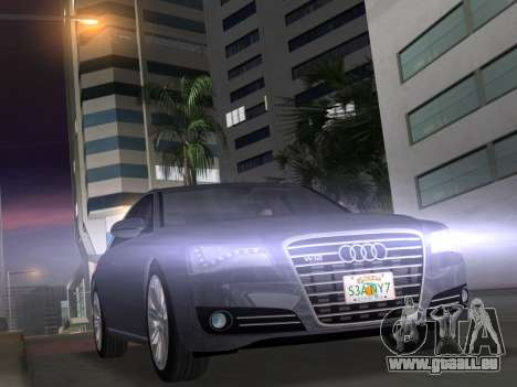 Audi A8 2010 W12 Rim1 für GTA Vice City