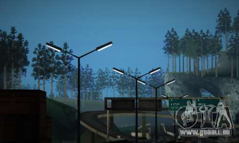 ENB Series by phpa v5 pour GTA San Andreas huitième écran