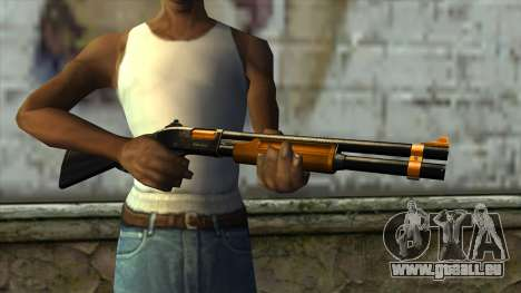 Nitro Shotgun pour GTA San Andreas troisième écran