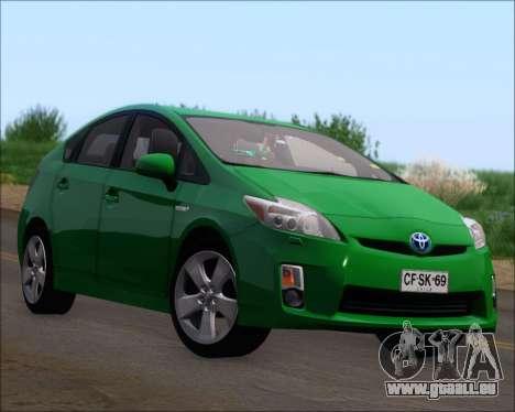 Toyota Prius pour GTA San Andreas roue