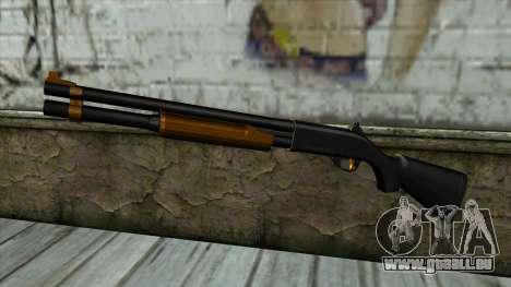 Nitro Shotgun pour GTA San Andreas