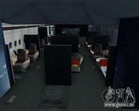 Airbus A380-800 All Nippon Airways (ANA) für GTA San Andreas Motor