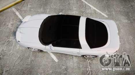 Pontiac Firebird Trans Am 2002 pour GTA 4 est un droit