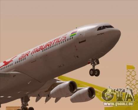 Airbus A340-312 Air Mauritius pour GTA San Andreas