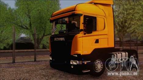 Scania R500 Streamline für GTA San Andreas