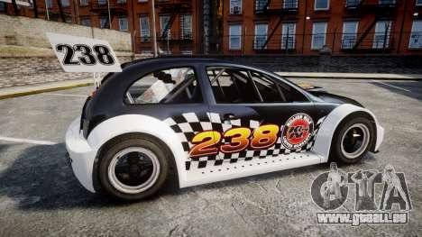 Zenden Cup K&N Airfilters pour GTA 4 est une gauche