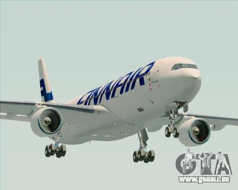 Airbus A330-300 Finnair (Current Livery) pour GTA San Andreas