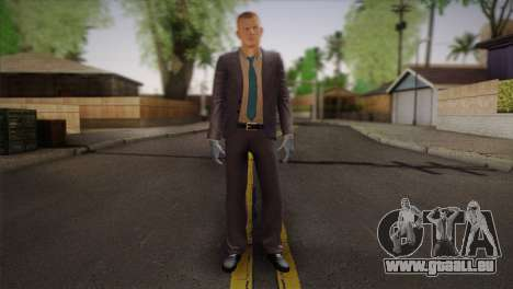 Hoxton From Pay Day 2 v2 pour GTA San Andreas