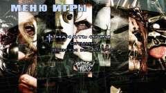 Metal Menu - Slipknot