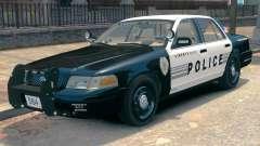 Ford Crown Victoria LCPD [ELS] Slicktop für GTA 4