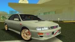 Subaru Impreza WRX STI GC8 Sedan Type 2