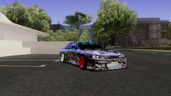 Nissan Silvia S14 Monster Energy