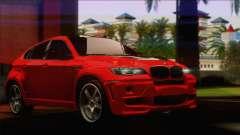BMW X6M Lumma