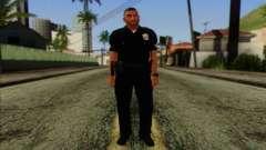 Police (GTA 5) de la Peau 4