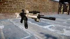 Automatische Gewehr Colt M4A1 choco für GTA 4