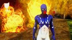 Skin The Amazing Spider Man 2 - Suit Cosmic