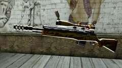 Sniper Rifle pour GTA San Andreas