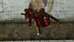 Kriss Super from PointBlank v1 pour GTA San Andreas