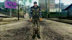 Manhunt Ped 21 pour GTA San Andreas