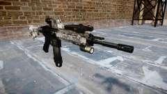 Fusil automatique Colt M4A1 ghotex pour GTA 4