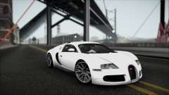 Bugatti Veyron 16.4 für GTA San Andreas