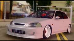 Honda Civic 1.4 Hatchback für GTA San Andreas