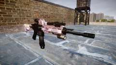 Fusil automatique Colt M4A1 kawaii