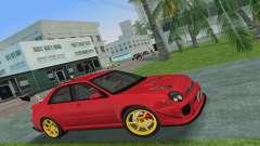 Subaru Impreza WRX 2002 Type 4
