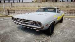 Dodge Challenger 1971 v2.2 PJ4