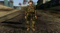 Des soldats britanniques (ArmA II: BAF) v1