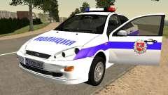 Ford Focus Police de la région de Nijni Novgorod
