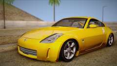 Nissan 350Z Turkey Tuned Drift