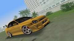 Subaru Impreza WRX 2002 Type 5 für GTA Vice City